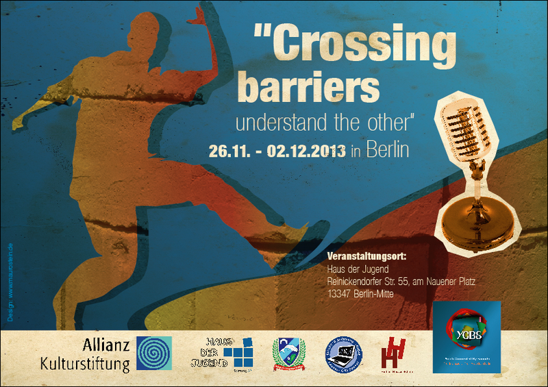 Crossing barriers-understand the other